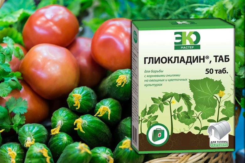Глиокладин: инструкция по применению для растений