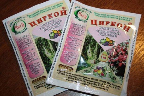 Циркон для растений - инструкция по применению препарата